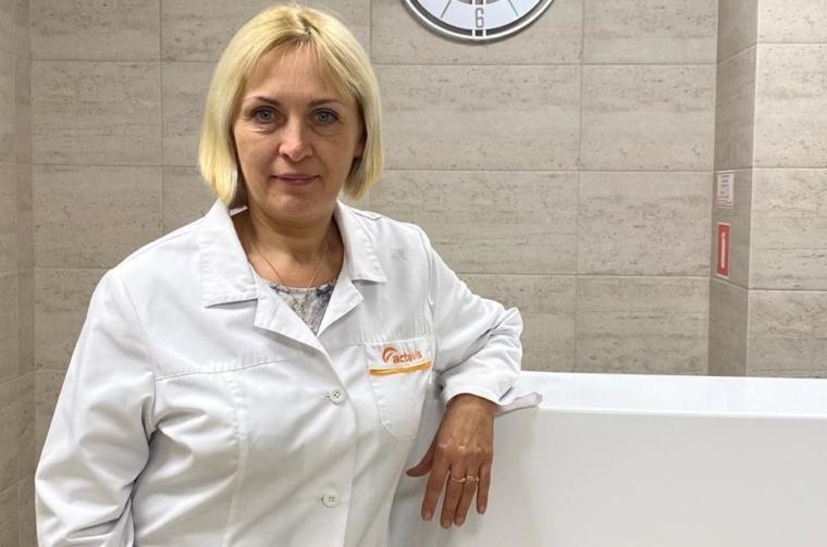 Шарапова Марина Вадимовна